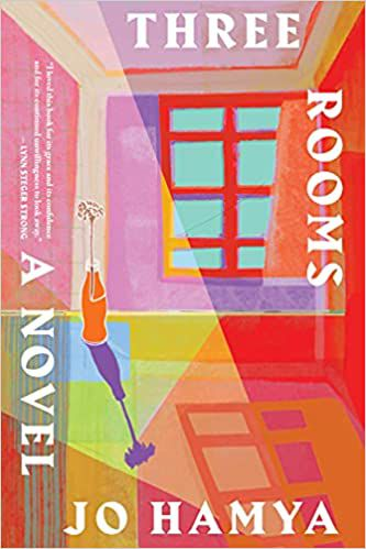 three rooms book cover