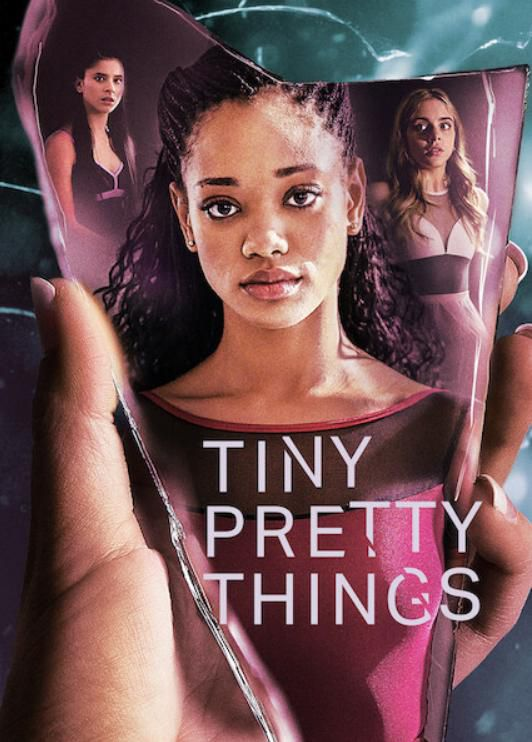 TV poster of Tiny Pretty Things