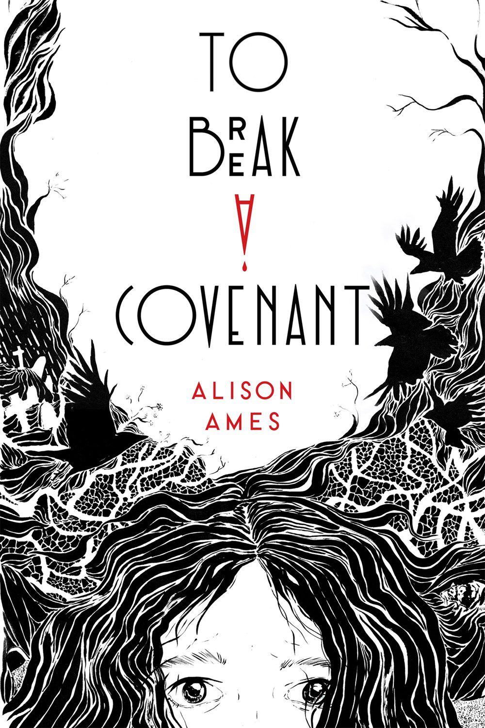 to break a covenant book cover