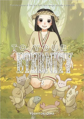 to your eternity book cover