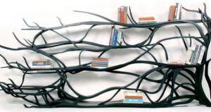 tree like bookcase