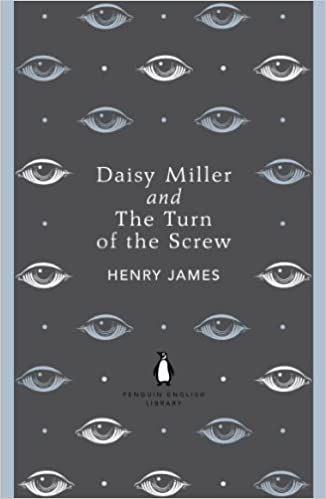 cover of Daisy Miller and The Turn of the Screw by Henry James