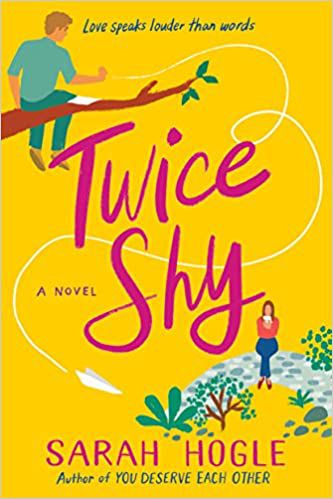 cover of Twice Shy