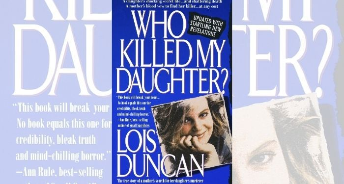 Who Killed My Daughter Book Cover