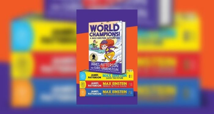 World Champions! series cover