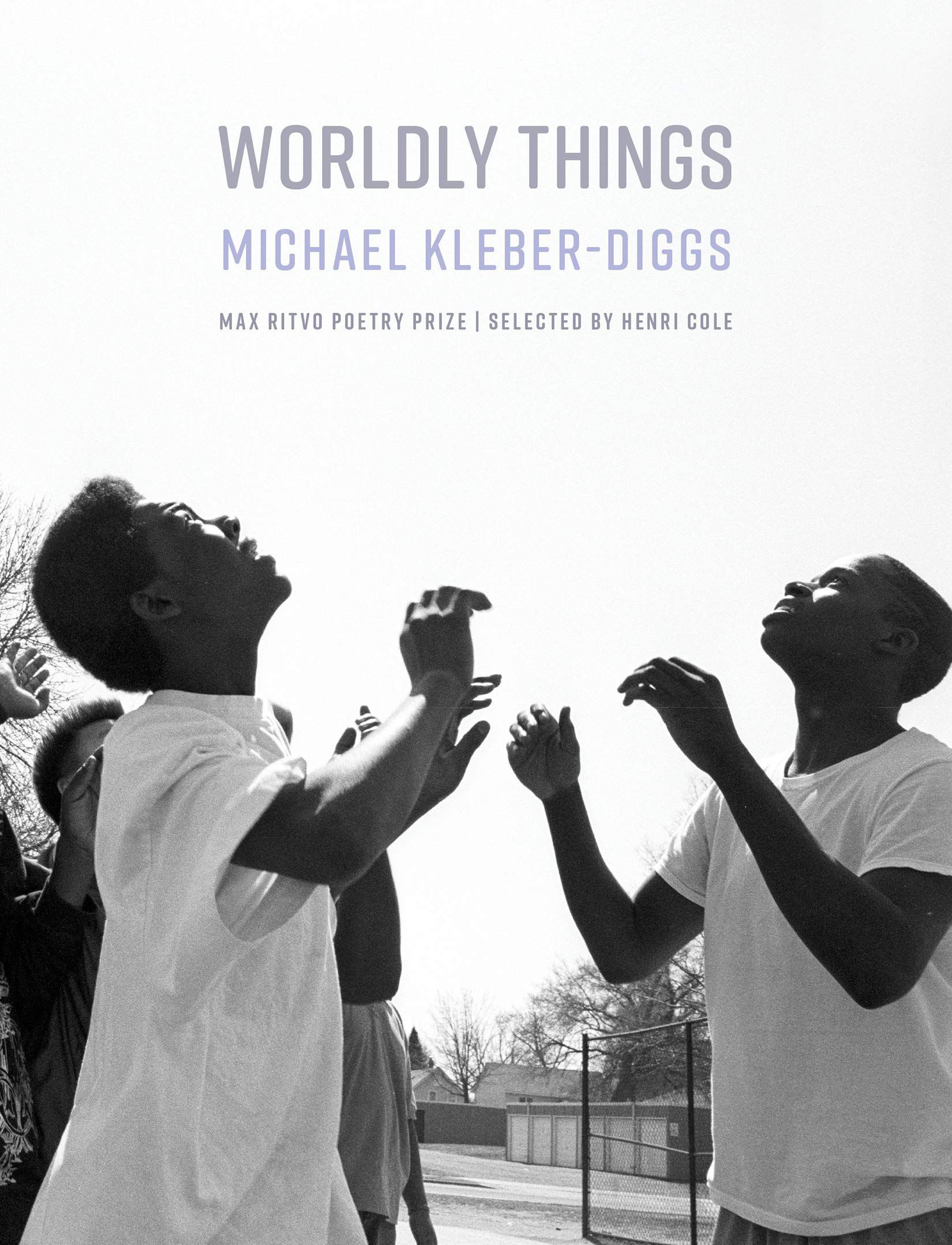 worldly things by michael kleber-diggs book cover
