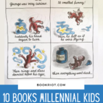 10 Books Millennial Kids Read That Could Never Be Published Today pinterest pin
