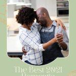 pinterest image for 2021 romantic comedy books