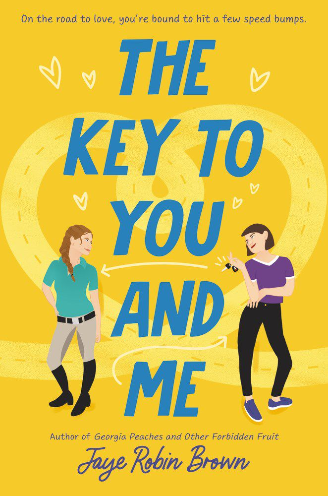 The Key To You And Me Cover
