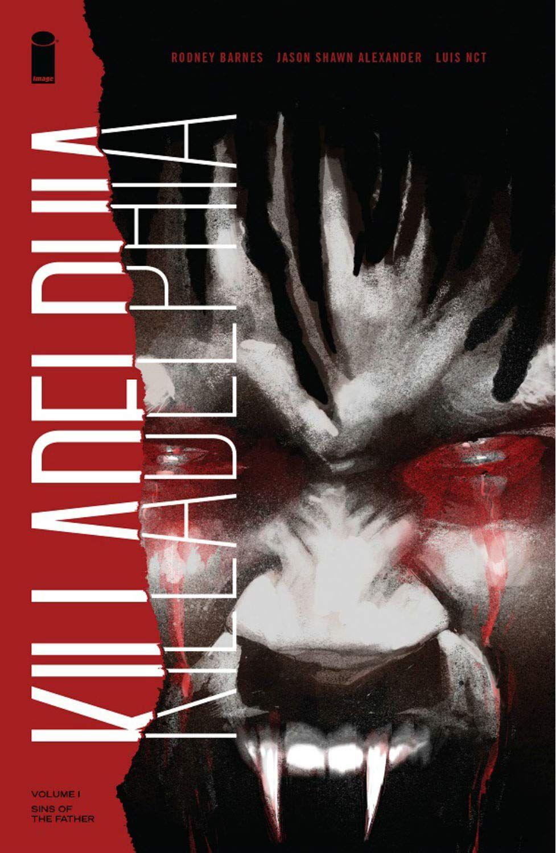 Killadelphia graphic novel cover