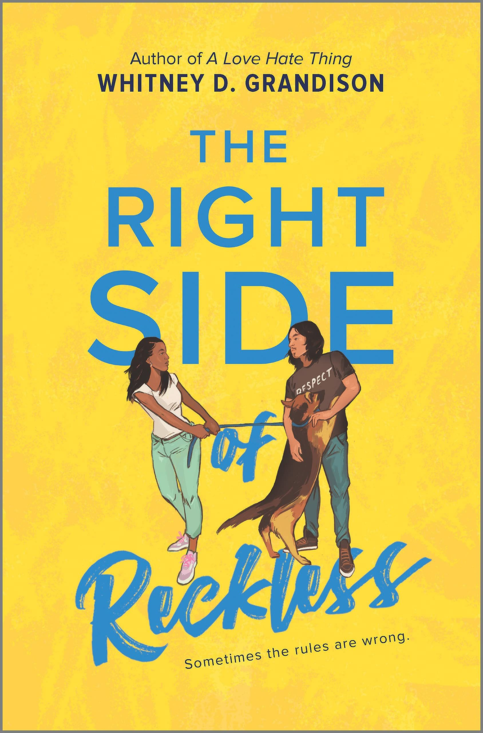 Right Side Of Reckless Cover