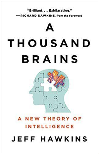 A Thousand Brains cover