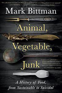 Animal Vegetable Junk cover image