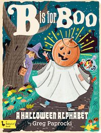 B Is for Boo book cover