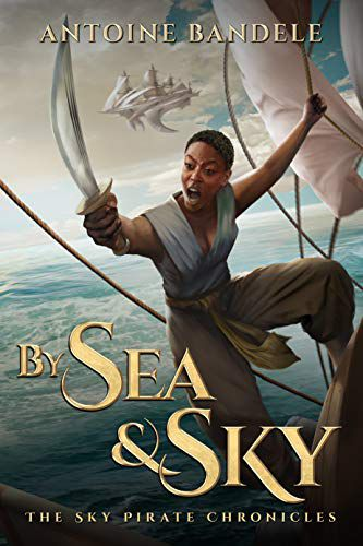 By Sea & Sky book cover