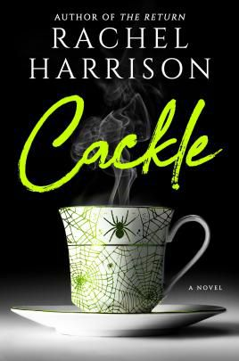 Cackle by Rachel Harrison book cover