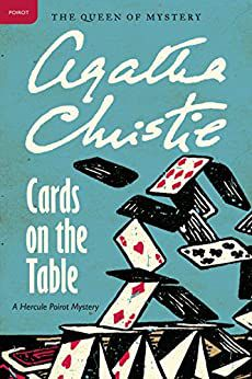Book cover for Cards Are On The Table