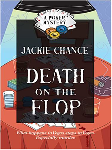 Book cover for Death on the Flop