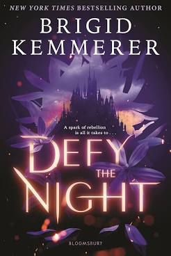 Book cover of Defy the Night