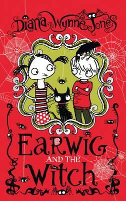 Earwig and the Witch by Diana Wynne Jones Original Book Cover