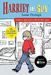 cover of Harriet the Spy