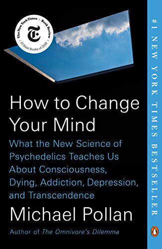 How to Change Your Mind Pollan cover