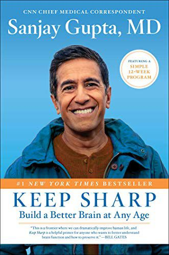Keep Sharp cover