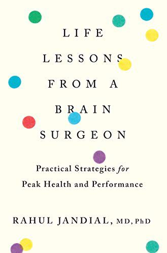 Life Lessons from a Brain Surgeon cover