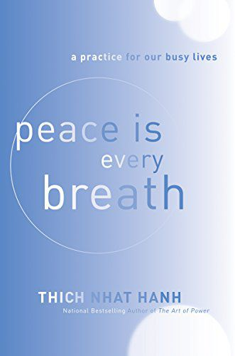 Peace is every breath cover