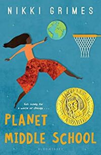 cover of Planet Middle School