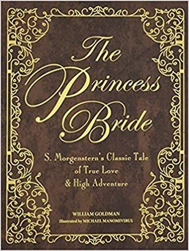 The Princess Bride by William Goldman book cover