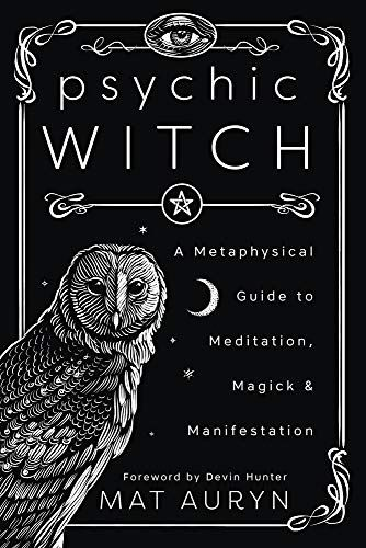 Book Cover for Psychic Witch