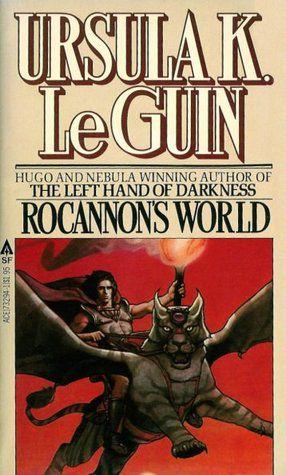 Le Monde de Rocannon by Ursula K. Le Guin Cover