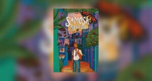 Book cover for The Samosa Rebellion