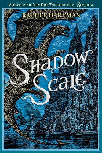 Shadow Scale by Rachel Hartman Cover