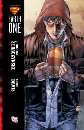 Cover of Superman: Earth One Volume 1