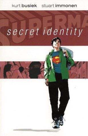 Cover of Superman: Secret Identity