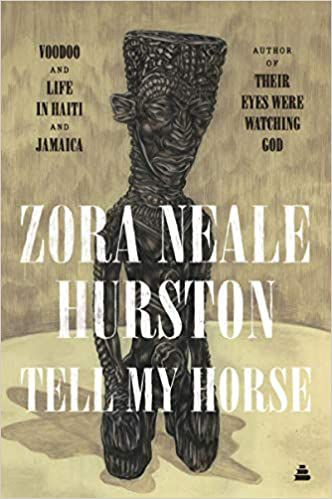 Book Cover for Tell My Horse
