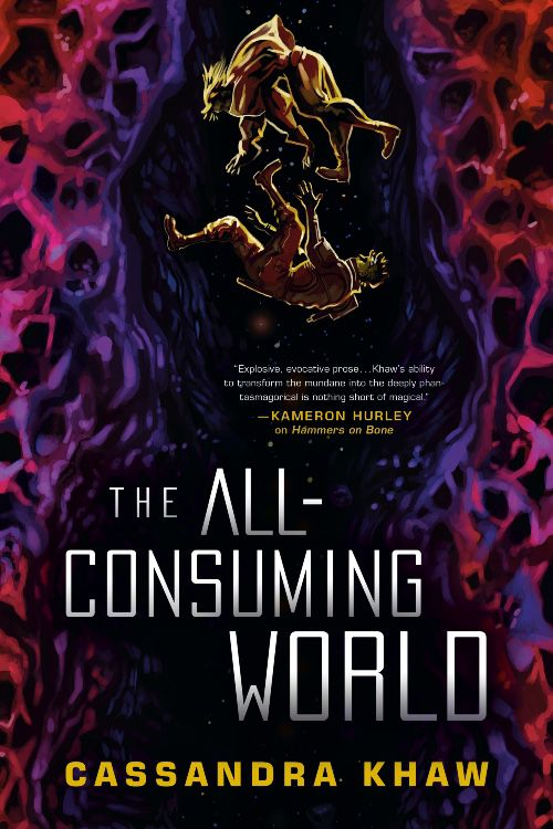 The All-Consuming World cover