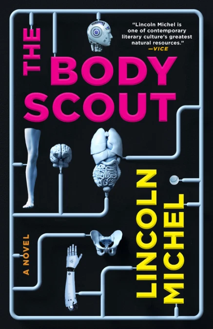 The Body Scout cover