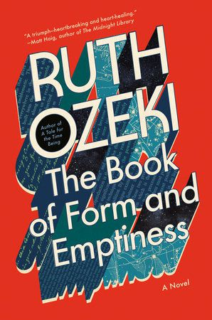 The Book of Form and Emptiness cover