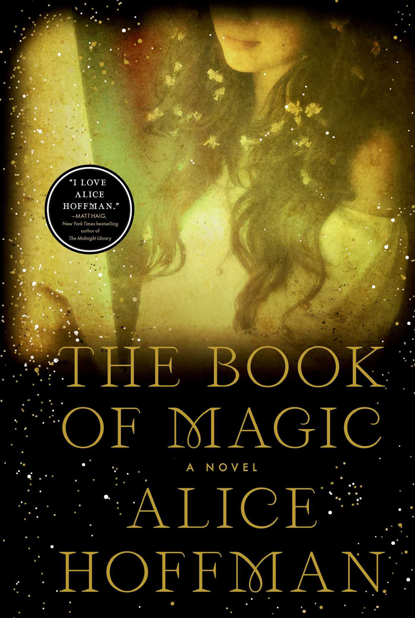 The Book of Magic by Alice Hoffman cover