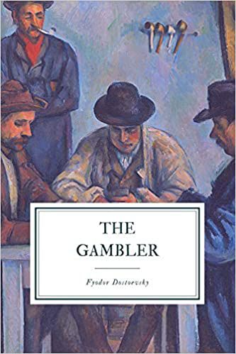 Book cover for The Gambler