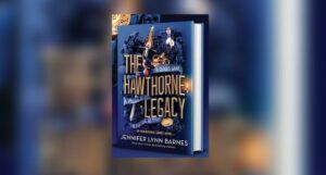 Book cover of The Hawthorne Legacy