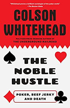 book cover forThe Noble Hustle