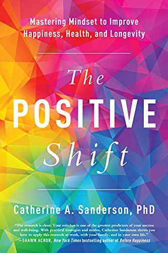 The Positive Shift cover
