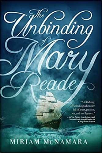 The Unbinding of Mary Reade book cover