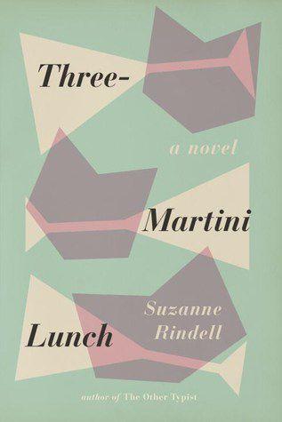 Three Martini Lunch Book Cover