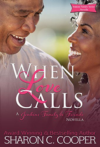 Cover of When Love Calls by Sharon C. Cooper