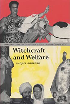 Book Cover for Witchcraft and Welfare